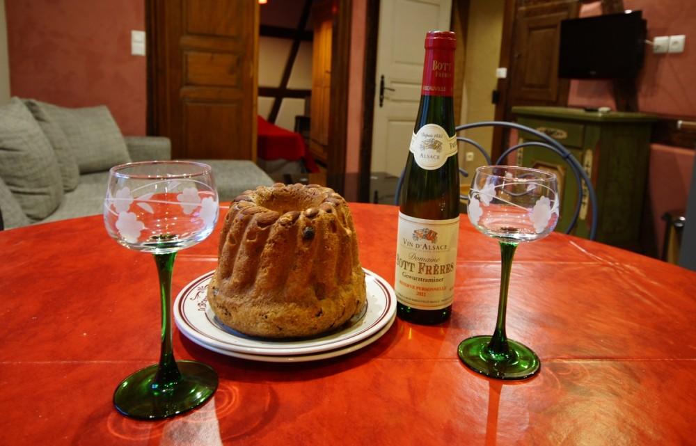 Vin d'Alsace Bott