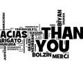 Merci à vous tous